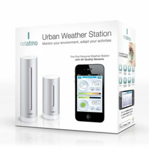 Умная метеостанция Netatmo Urban Weather Station (NWS01-EU)