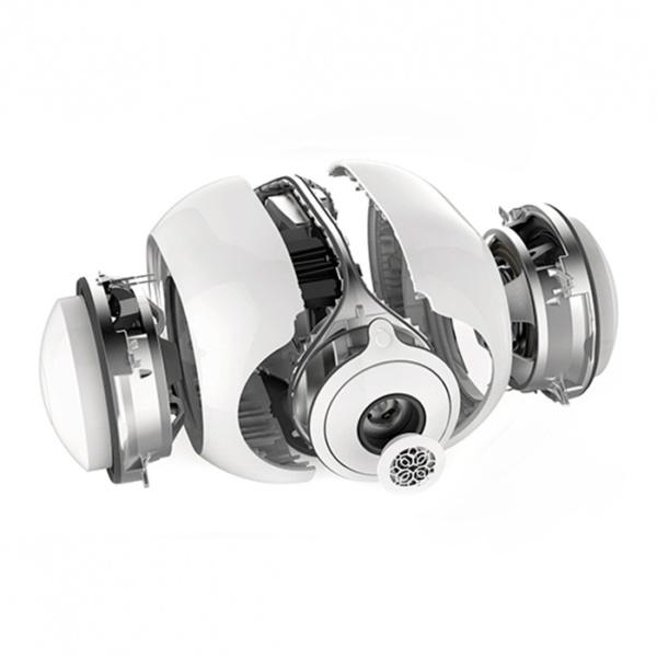 Беспроводная акустика Devialet Phantom White 750W Silver