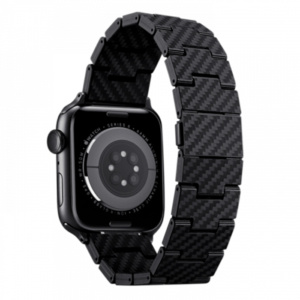 Карбоновый браслет Pitaka Classic для Apple Watch 42/44мм