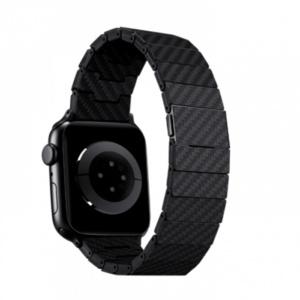 Карбоновый браслет Pitaka Elite для Apple Watch 38/40мм