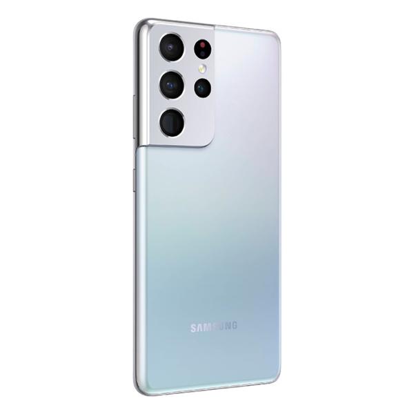 Samsung Galaxy S21 Ultra 12/512 ГБ (Серебристый фантом)